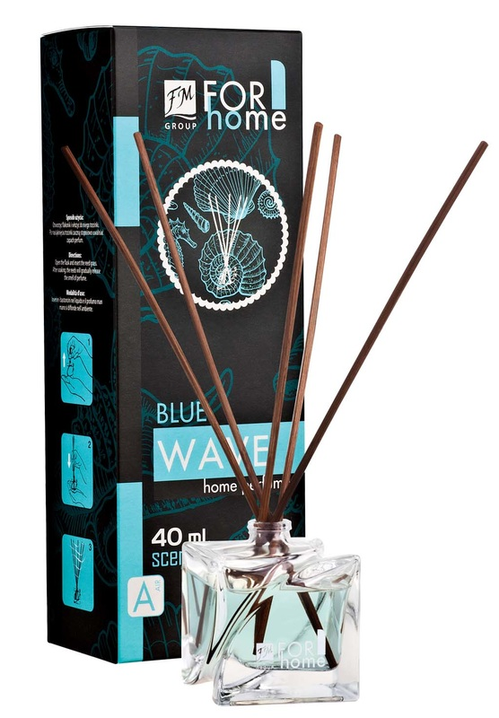 fm world blue wave home fragrance